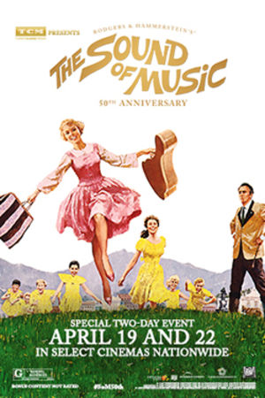 TCM Presents The Sound of Music 50th Anniversary Event Fathom Events