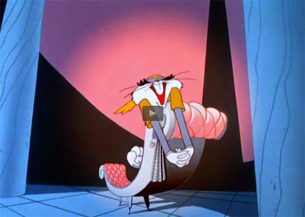 what's opera doc, return my love, bugs bunny singing