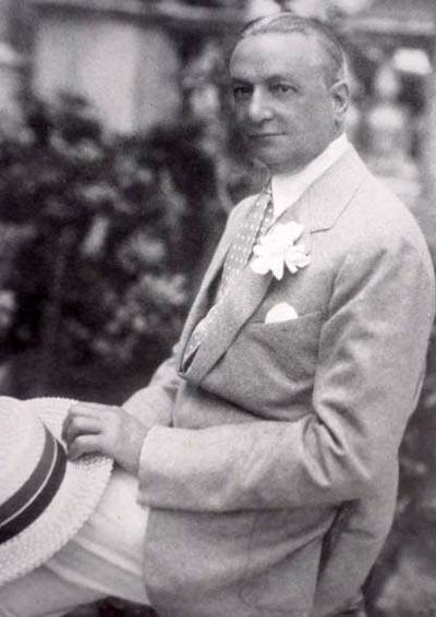 Florenz Ziegfeld in 1927