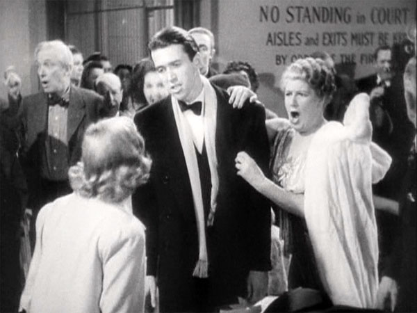 you can't take it with you, jean arthur gets angry 2