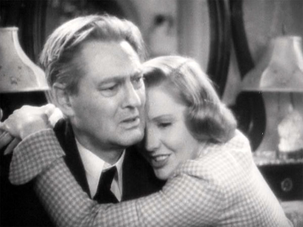 You Can't Take it With You, Lionel Barrymore and Jean Arthur