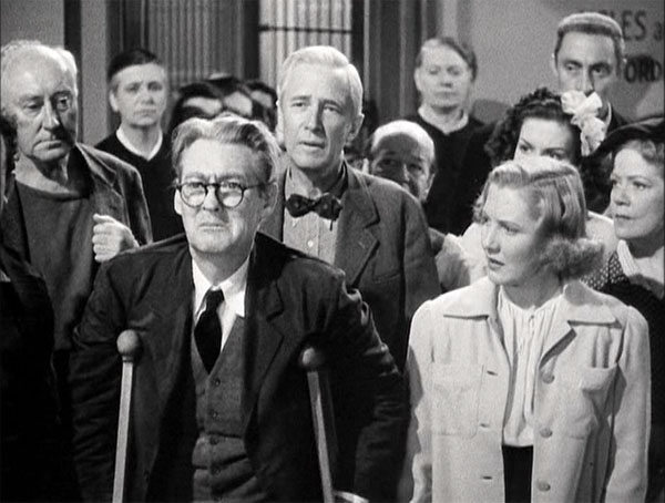 you can't take it with you, lionel barrymore before the judge
