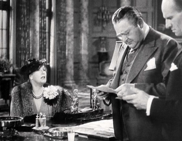 you can't take it with you, mary forbes and edward arnold