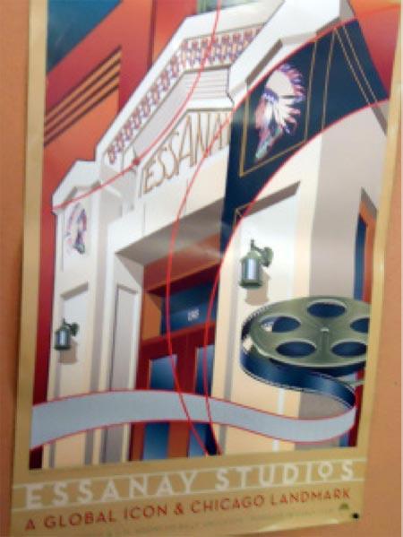 Essanay Studios poster