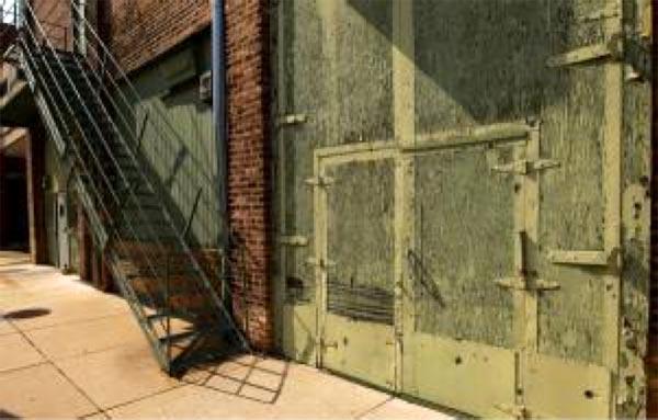 Essanay Studios exterior