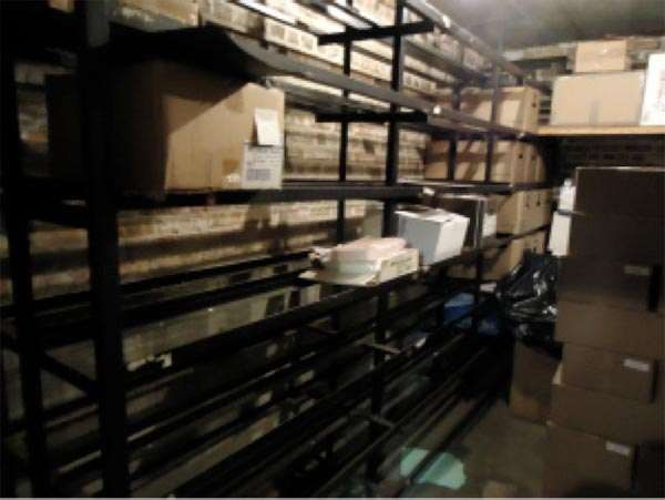 Essanay Studios film vault
