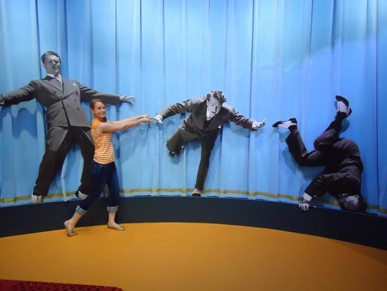 Red Skelton Museum Interactive Exhibit
