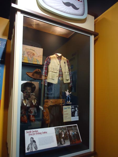 Red Skelton Museum Sheriff Deadeye Costume