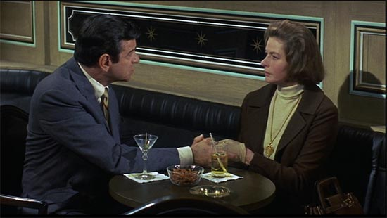 ingrid bergman and walter matthau, i need a wife for 15 or 20 mins