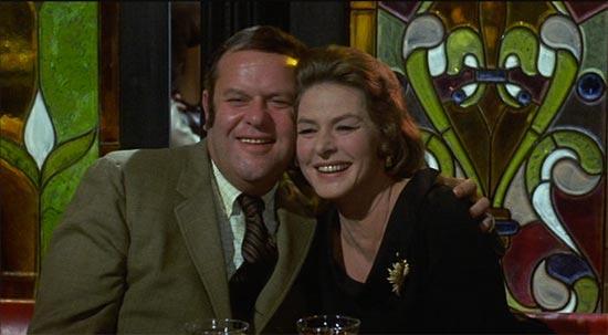 Ingrid Bergman and Jack Weston, Cactus Flower, flirt with you