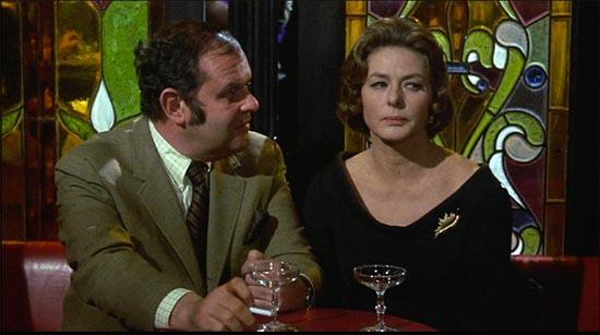Ingrid Bergman, Jack Weston, Cactus Flower, Idaho Champagne