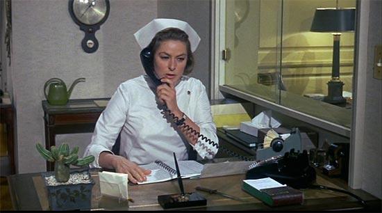 The efficient Miss Dickinson, Ingrid Bergman in Cactus Flower