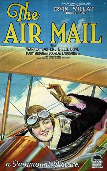 The Air Mail, 1925