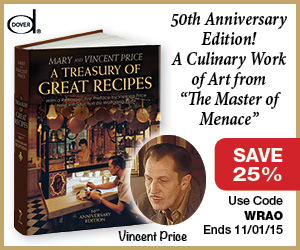 Dover Publications 25% off coupon code WRAO