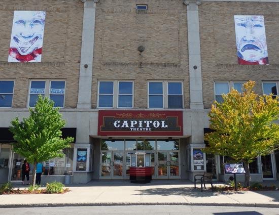 Capitol Theater, Rome NY