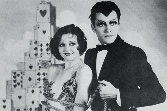 Charles 'Buddy' Rogers and Nancy Carroll in Illusion
