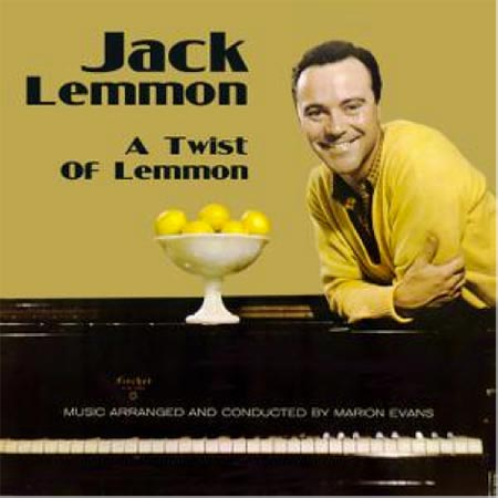 Jack Lemmon CD a Twist of Lemmon
