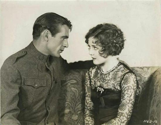 The Shopworn Angel starring Gary Cooper and Nancy Carroll