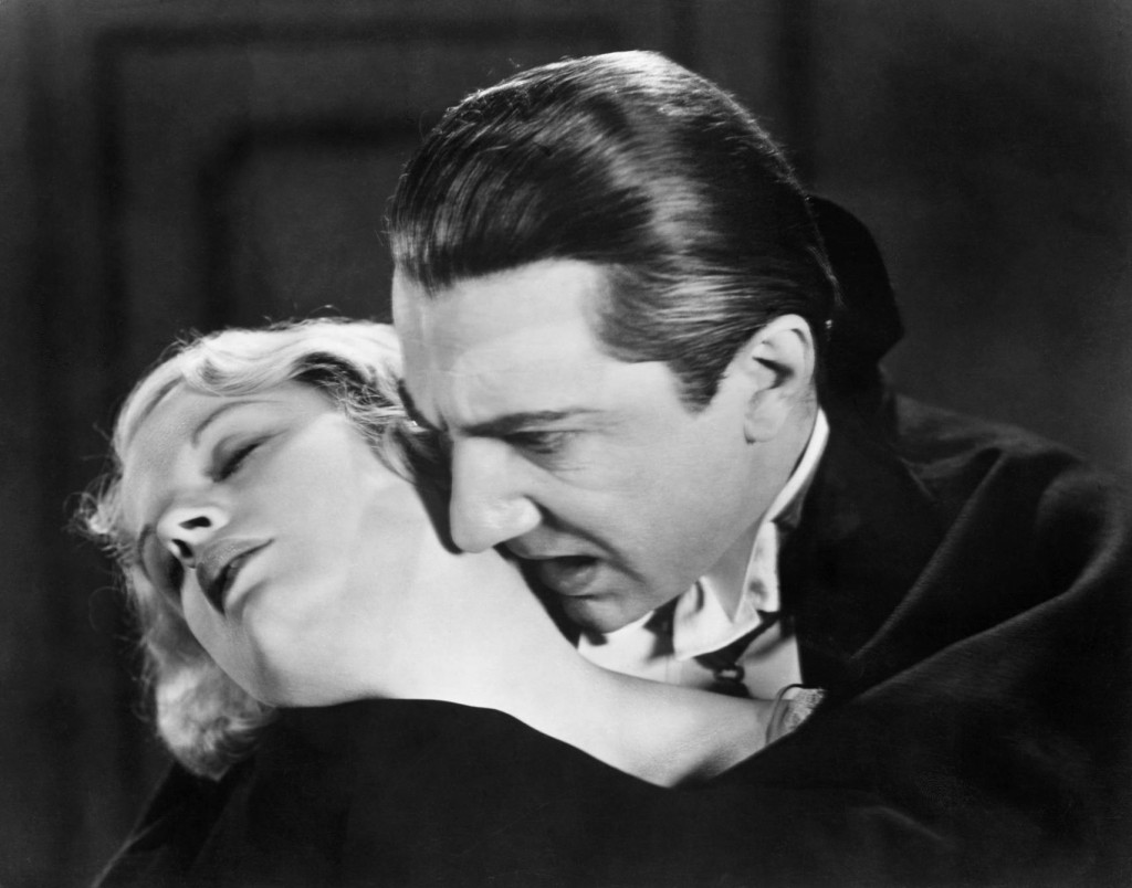 bela lugosi and helen chandler dracula