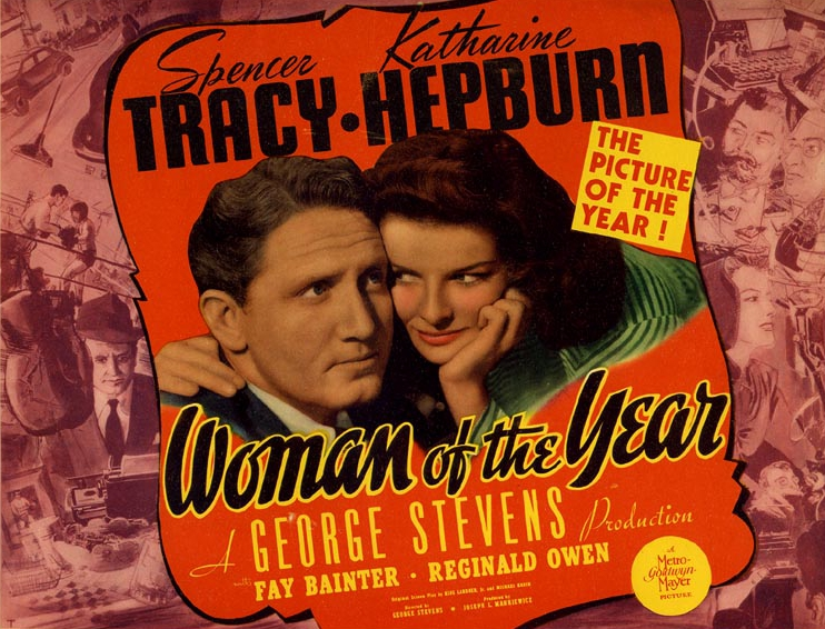 Woman_of_the_Year_Katharine Hepburn_Spencer Tracy