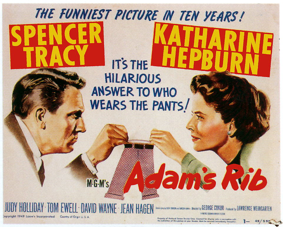 adams rib_Katharine Hepbur_Spencer Tracy