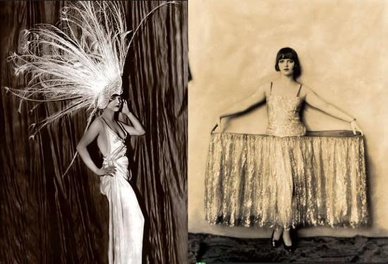 Louise Brooks, Ziegfeld Girl