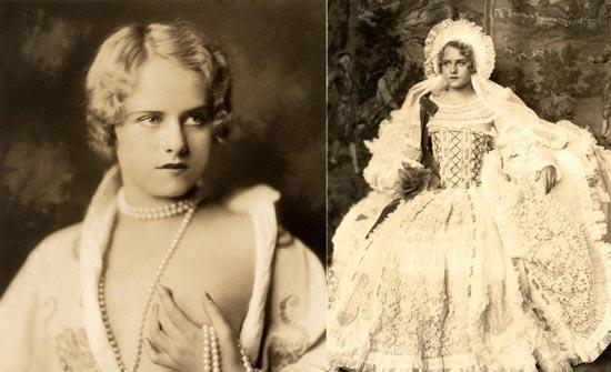 Paulette Goddard, Ziegfeld Girl