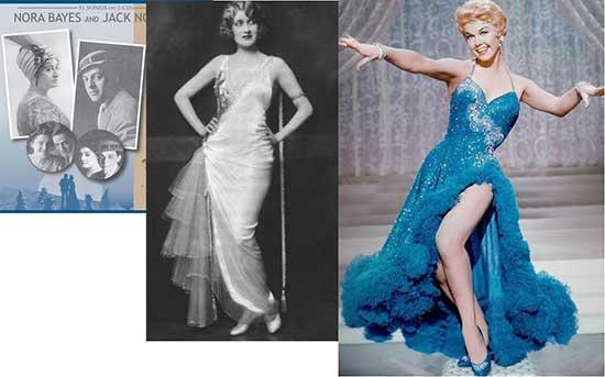 Nora Bayes and Jack Norworth, Ruth Etting, Doris Day, Shine on Harvest Moon