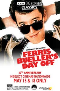 TCM Big Screen Classics: Ferris Bueller's Day Off