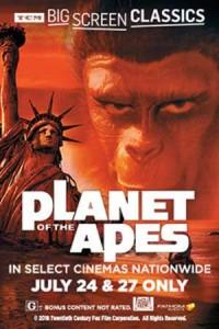 TCM Big Screen Classics: Planet of the Apes