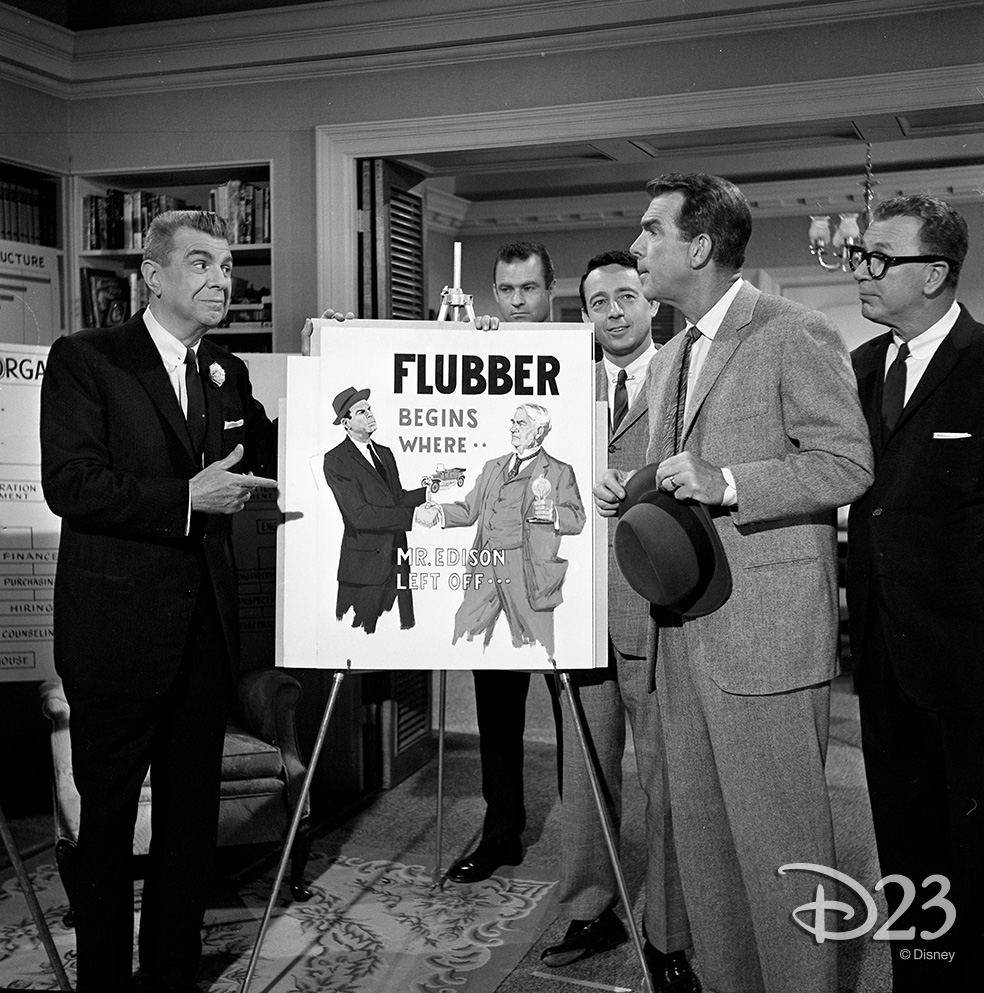 Fred_MacMurray flubber