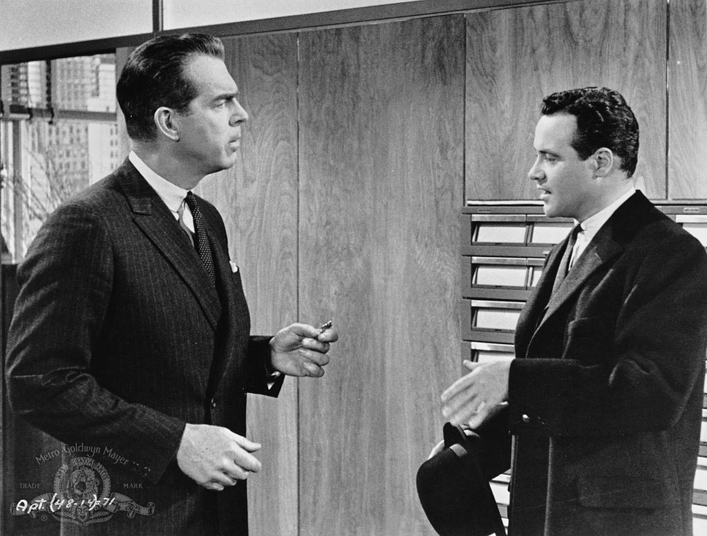 Fred_MacMurray the apartment