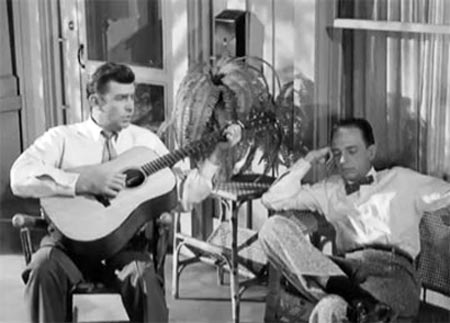 andy griffith front porch guitar