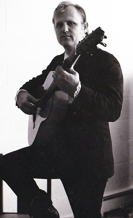 art spelman guitarist 1970