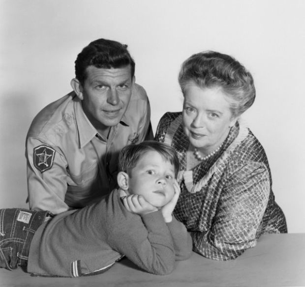 andy griffith, frances bavier, ronnie howard, the andy griffith show