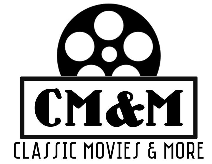 Classic Movies and More YouTube Show Logo
