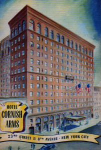 Cornish Arms Hotel