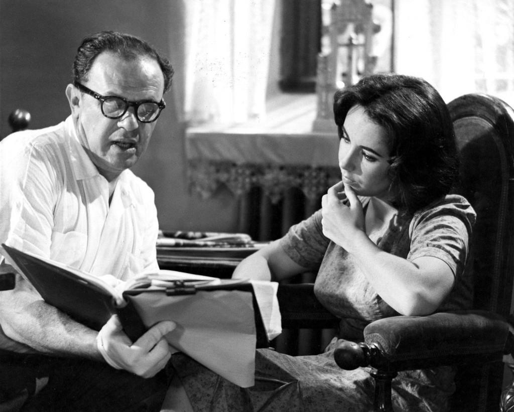 joseph-l-mankiewicz Suddenly Last Summer 1959 elizabeth taylor
