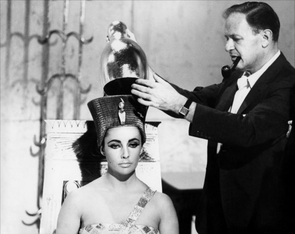 joseph-l-mankiewicz cleopatra elizabeth taylor
