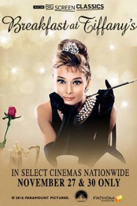 TCM Big Screen Classics: Breakfast at Tiffany's
