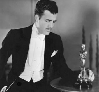Cedric Gibbons designer of the Oscar statuette