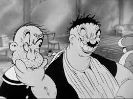 A Clean Shaven Man (1936), Max Fleischer, Popeye