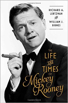 the life and times of mickey rooney cover 229w