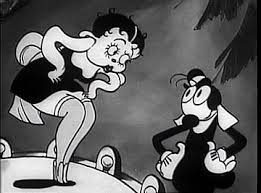 Dizzy Dishes Betty Boop 1930