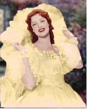 The great diva Jeanette MacDonald