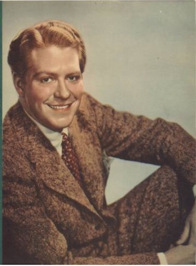 Handsome Nelson Eddy
