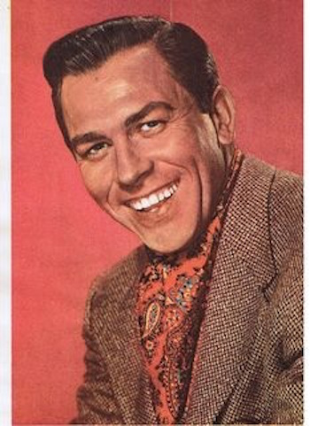 Howard Keel, always entertaining