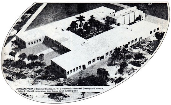 Fleischer new animation complex