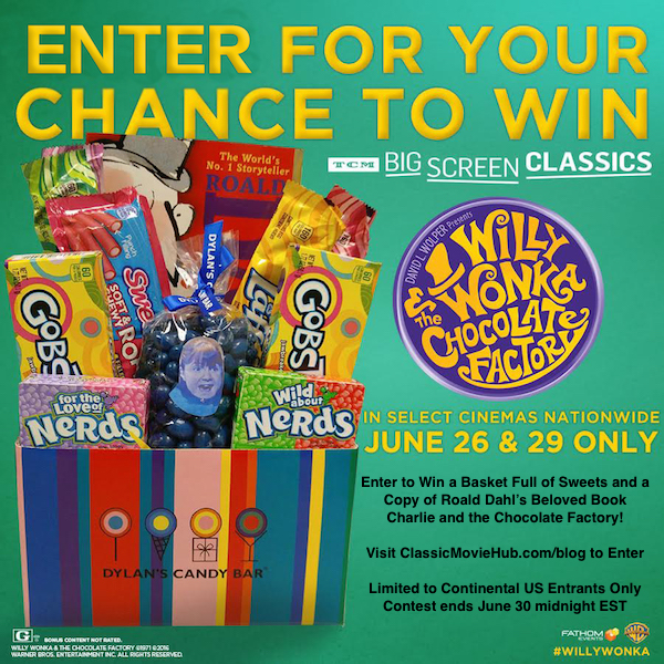 willy wonka candy basket contest fathom events and classic movie hub