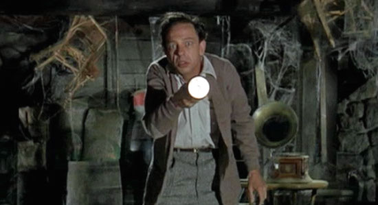 Don Knotts, The Ghost and Mr. Chicken